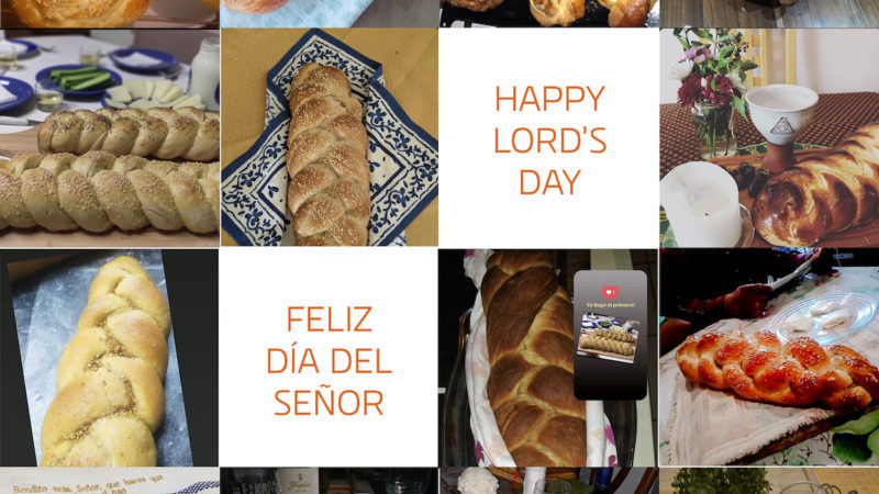 Lord's Day Opening Ceremony Celebration Challah