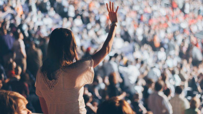 Todos los cristianos sean llenos del espíritu santo